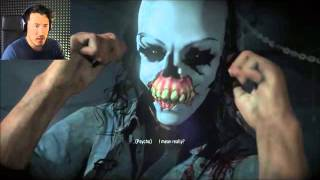 UNTIL DAWN PSYCHO REVEAL COMPILATION!!!