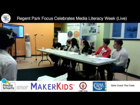 Live Stream - Media Literacy Week Panel