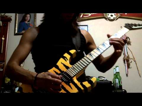 Dokken - Stop Fighting Love guitar solo thumbnail