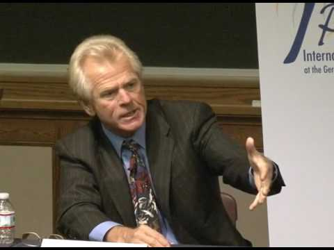 .@fordschool - Peter Navarro on U.S.-China relations and trade
