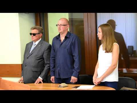 Суд над бывшим главным архитектором Воронежа Антоном Шевелёвым