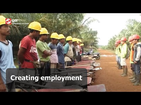 Creating employment