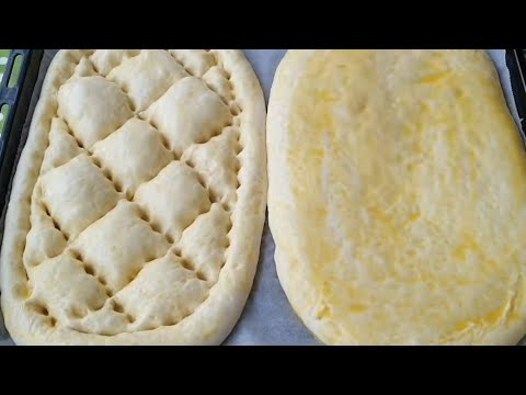 РАМАДАН ПИДЕ!!! Турецкий хлеб/ Очень простой и вкусный/