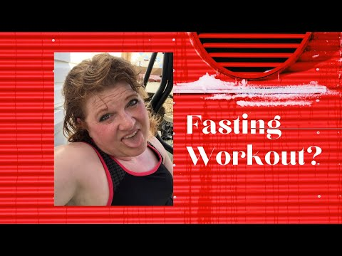 Intermittent Fasting And Exercise - What I Do