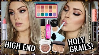 Full Face GRWM! 😍 BEST HIGH END MAKEUP! 💸 Worth The Money 💰