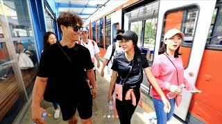 Kim Jong Kook and Hong Jin Young to continue love line in Switzerland On Running Man