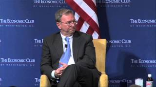 Eric E. Schmidt, Executive Chairman, Google Inc.