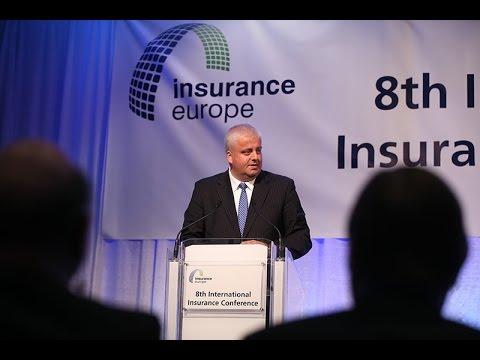 8th International Conference: keynote speech Burkhard Balz