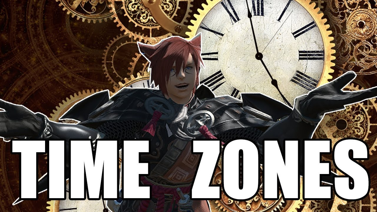 Time Zones in FFXIV Don't Exist? (FFXIV Shiteposting)