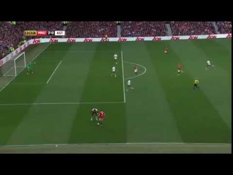 ไฮไลท์ฟุตบอล คลิปไฮไลท์พรีเมียร์ลีก แมนฯ ยูไนเต็ด 3 1 แอสตัน วิลล่า Manchester United 3 1 Aston Vill
