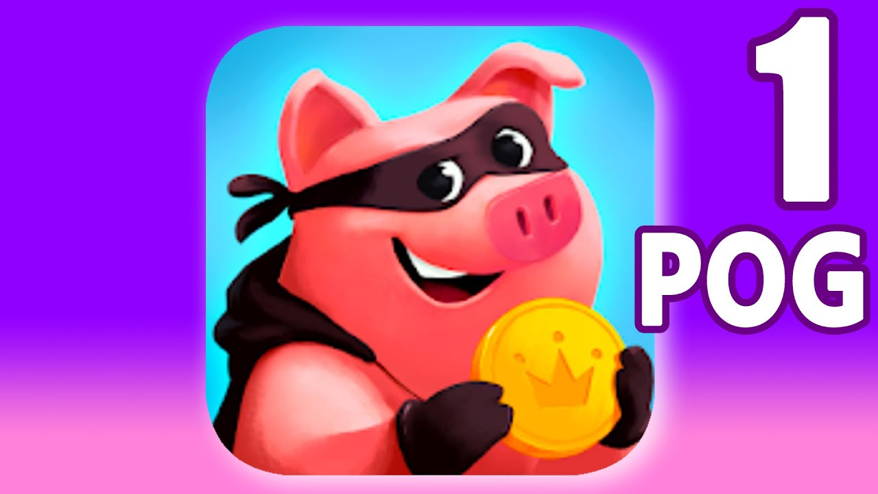 COIN MASTER with POG iOs Android Gameplay Part 1