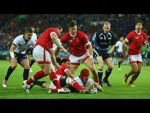 Canada v Romania - Match Highlights and Tries - Rugby World Cup 2015