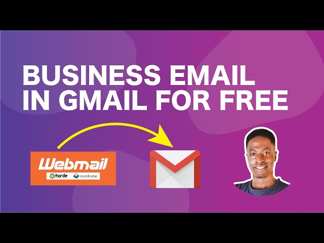 How to Create Business Email & Use it with Gmail for Free 2020