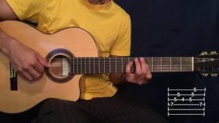 El Carretero - Buena Vista Social Club Tutorial Guitarra