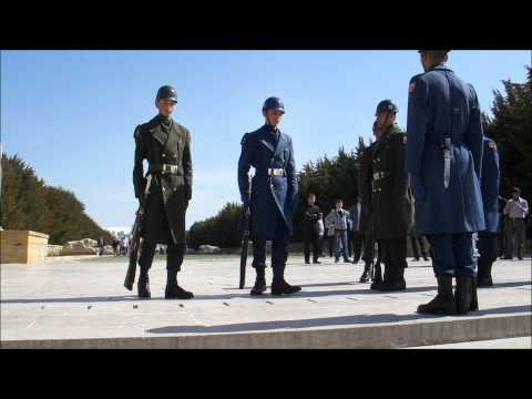 4 avril 2012 - Ankara, capitale de la Turquie