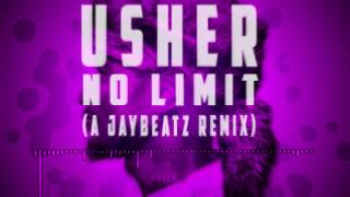 Usher - No Limit (feat. Young Thug) [A JAYBeatz Remix] #HVLM