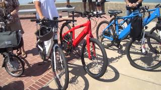 Kilowatt Hour Group E-bike Ride---Electric Bike Club of San Diego---8/4/13---#2