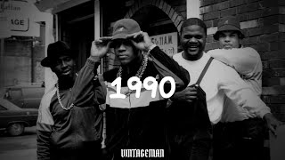 """1990"" 90s OLD SCHOOL BOOM BAP BEAT HIP HOP INSTRUMENTAL"