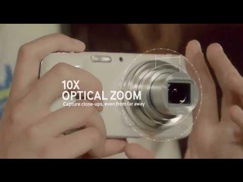 Samsung Galaxy S4 Zoom Official Demo