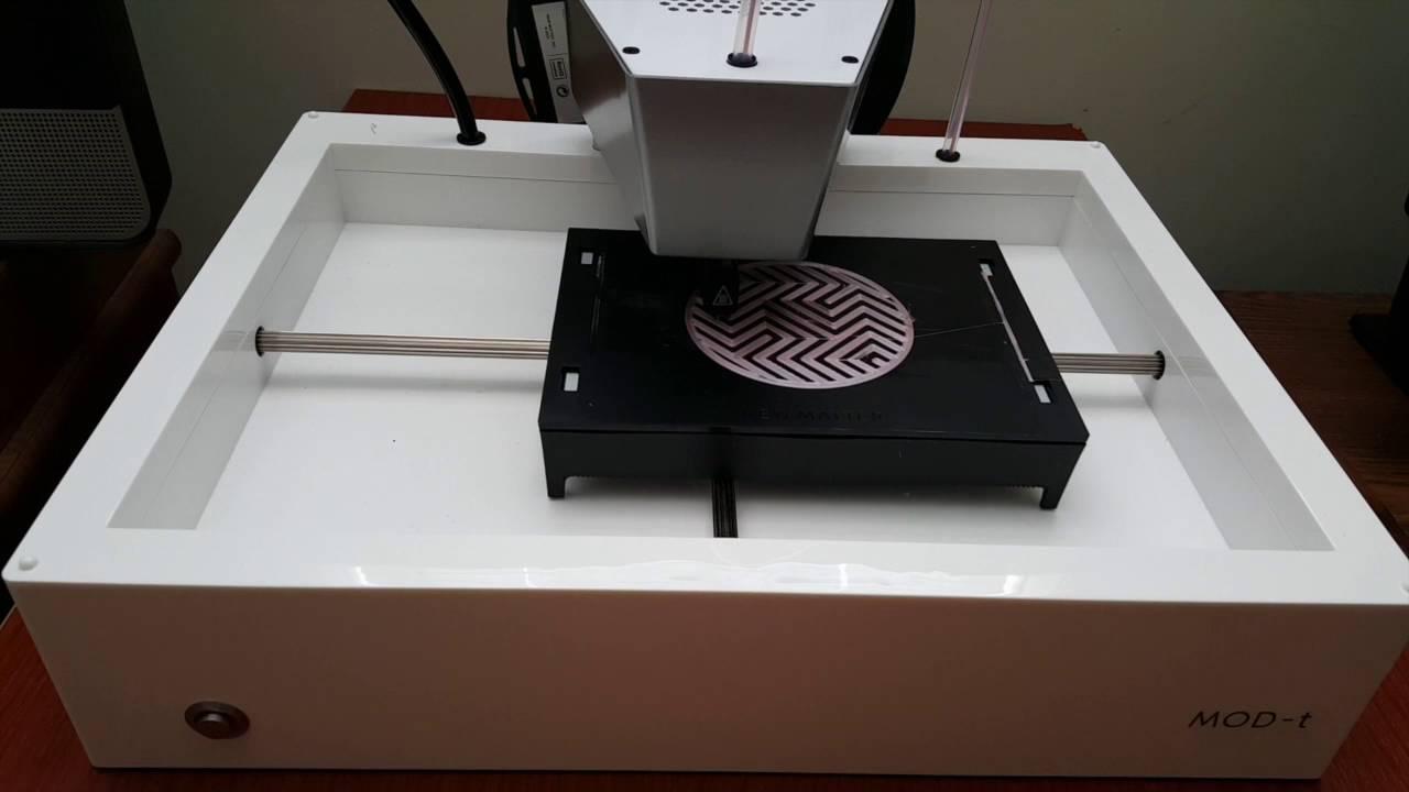New Matter Mod T 3d Printer >> Getting Started With The New Matter Mod T 3d Printer For Easy More