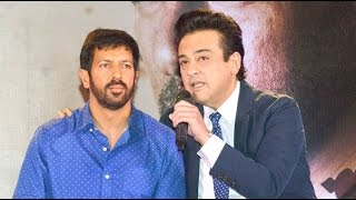 "Kabir Khan And Adnan Sami at ""Bhar Do Jholi Meri"" Launch Bajrangi Bhaijaan"