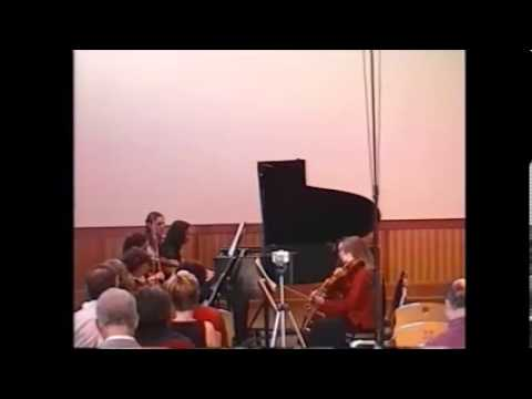 Brahms Piano Quintet in F Minor