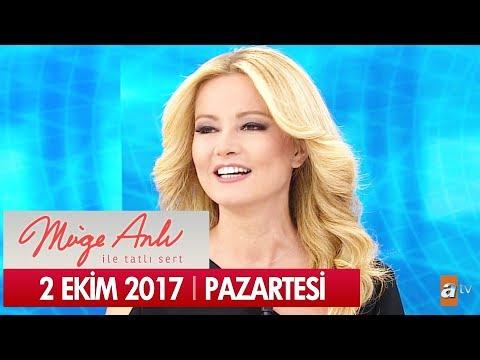Müge Anlı ile Tatlı Sert 2 Ekim 2017 - Tek Parça