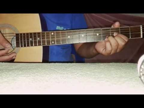 Tutorial Guitarra Acustica 'Increible Miel San Marcos feat. Evan craft ...