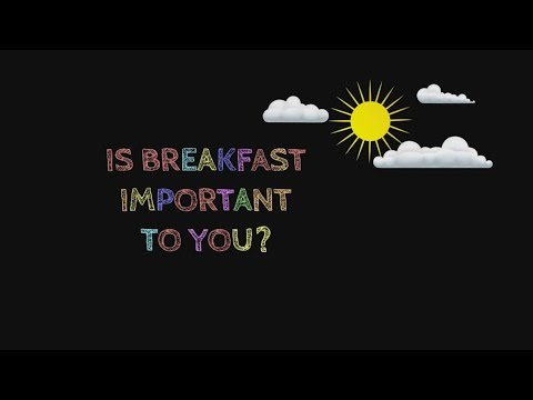MyBreakfast Study of School Children supported by Nestle Breakfast Cereals
