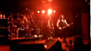 Prong - Live at The Cathouse in Glasgow, Scotland (Tuesday 1st April 2014)