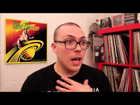 Bad Brains- Into the Future ALBUM REVIEW