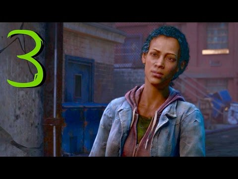 The Last of Us - The Slums (Walkthrough Part 3) | PS4 PRO