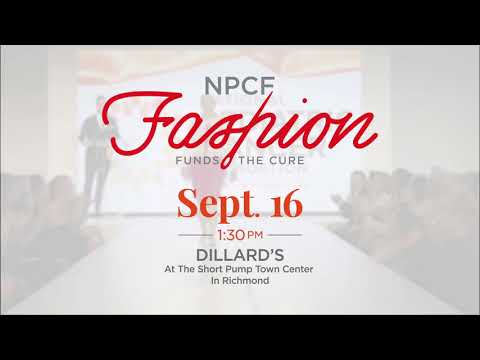 Richmond Fashion Funds the Cure - National Pediatric Cancer Foundation