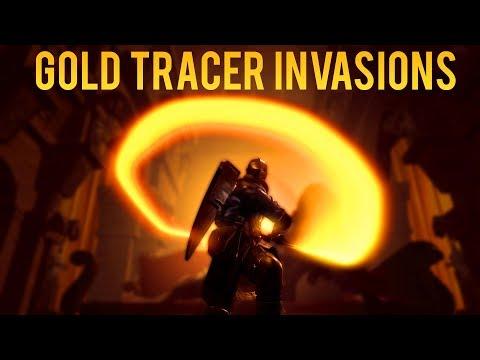 Dark Souls: Remastered - Gold Tracer Invasions