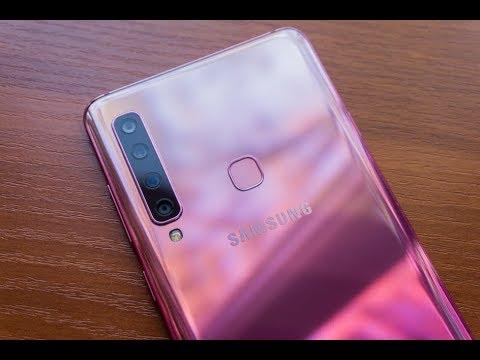 Hp Terbaru Oktober 2018 Samsung Galaxy A9 2018 Harga Dan