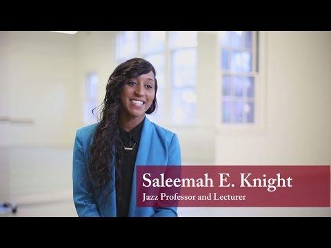 USC Kaufman Faculty Feature: Saleemah E. Knight