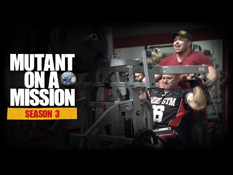 MUTANT ON A MISSION - World Gym Ashmore, Australia