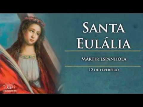Santa Eulália (12 de Fevereiro)