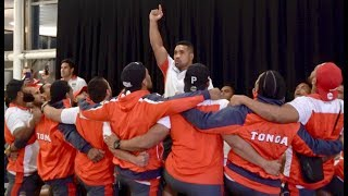 MATE MA'A TONGA | AMAZING AUCKLAND AIRPORT WELCOME