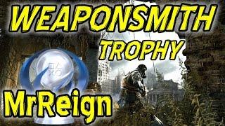 Metro Redux 2033 - Weaponsmith - Trophy Achievement