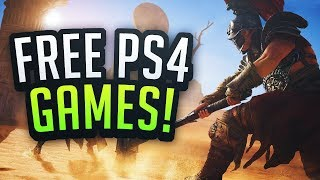 OMG IT WORKS!!! HOW TO GET PS4 GAMES FOR FREE! (No Credit Card Required) NOT CLICKBAIT!!!!