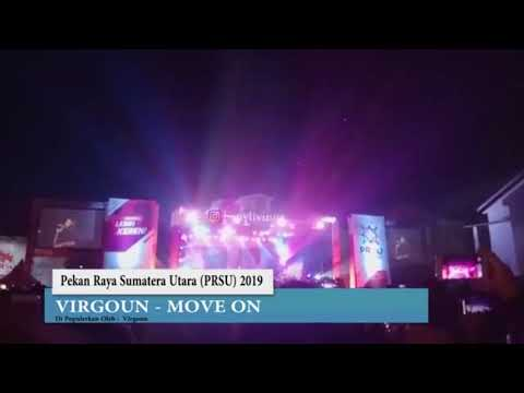 VIRGOUN MOVE ON LIVE IN KONSER PRSU MEDAN 2019