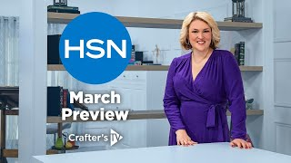 HSN March Preview (25 feb 2021)