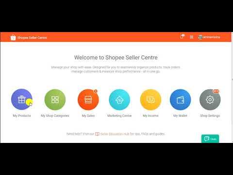 Berniaga di Shopee - Kepentingan dan Tutorial Shopee Seller Centre (Part 2)