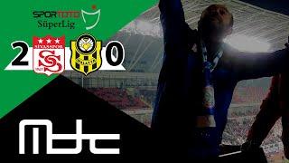 Sivasspor v Yeni Malatyaspor Maç Günü | Tribün Hikayesi