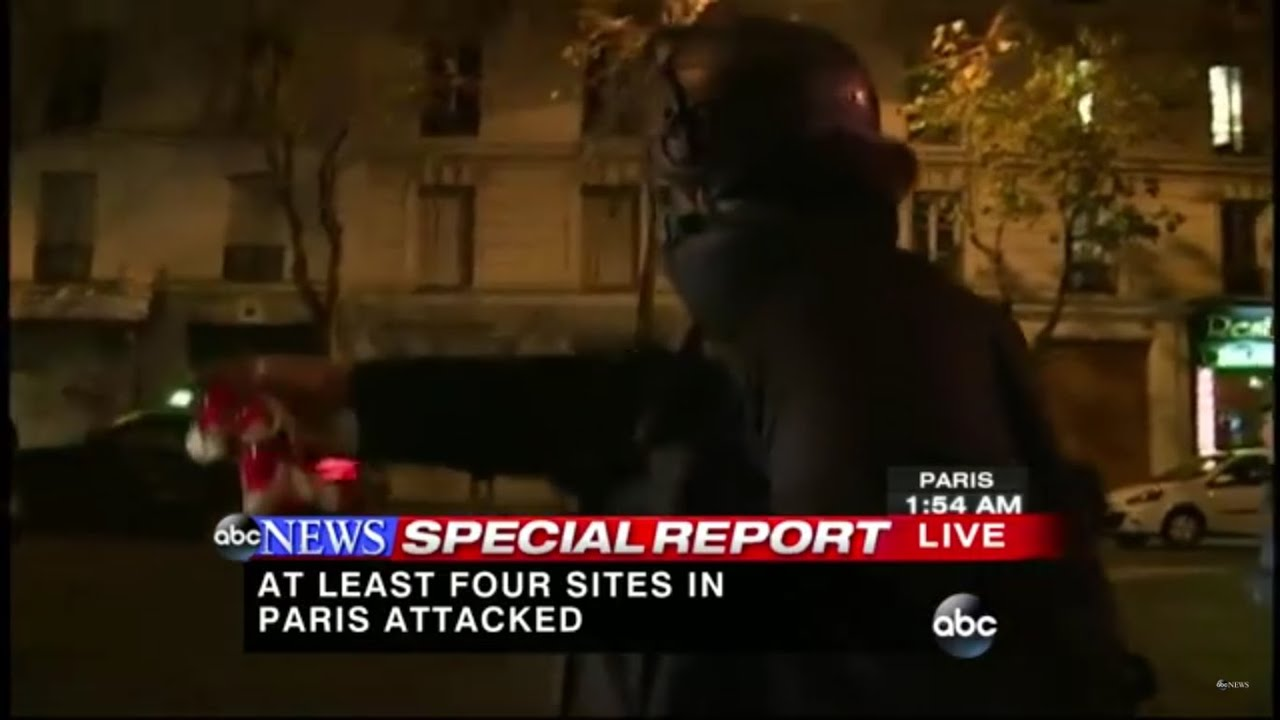 Who Is Behind The Attacks In Paris ABC News