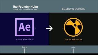 After Effect에서 Nuke로 이동해야 하는 분명한 이유들