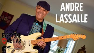 Andre Lassalle Interview - Everyone Loves Guitar