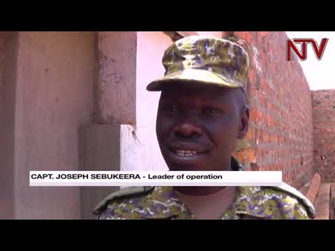 UPDF marine officers get tough on sale of young fish