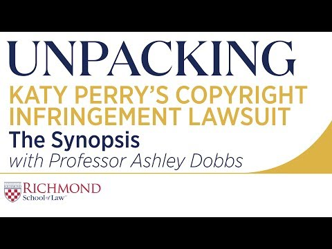 The Synopsis: Katy Perry's Copyright Infringement Lawsuit